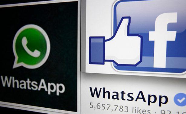 Multan a WhatsApp por compartir datos de sus usuarios con Facebook