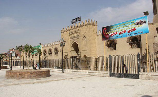 Grandes tesoros en el Centro Histórico de El Cairo