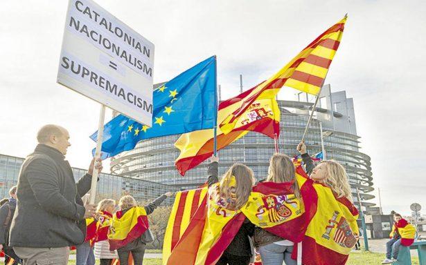 Listo el gobierno de Cataluña para apelar el artículo 155