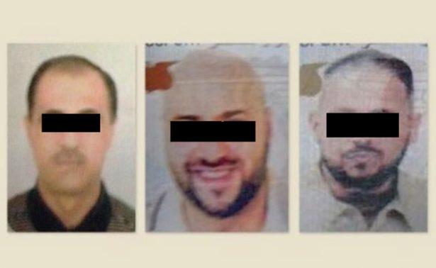 Arrestan a tres extranjeros en la Ciudad de México; son buscados por EU