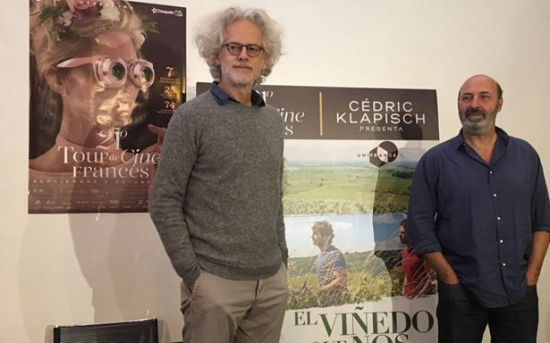 Cedric Klapisch: Actualmente existen dos cines mexicanos