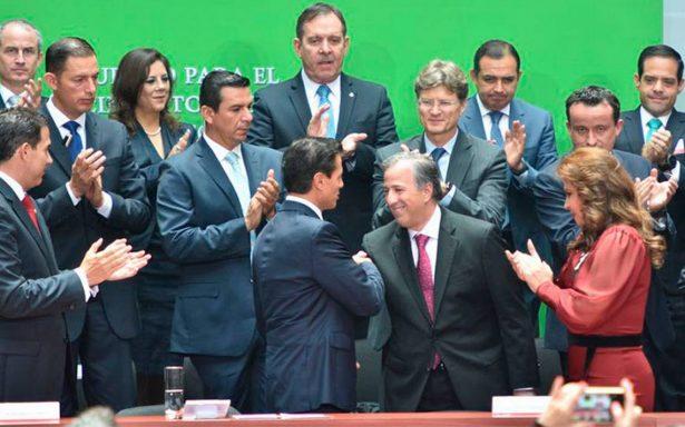 Busca Peña Nieto incentivar economía familiar