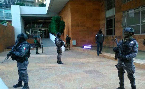 Reconoce Peña Nieto al Gabinete de Seguridad por captura de Dámaso López