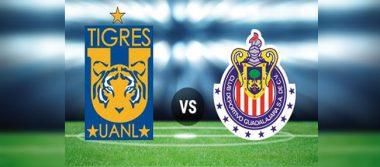 Chivas visita a Tigres en el primer capitulo de la final