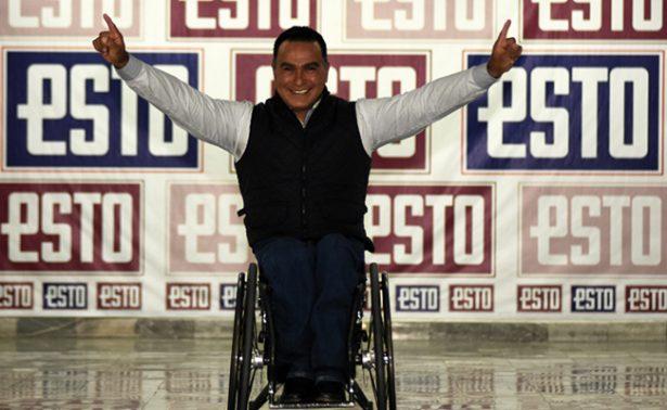 Saúl Mendoza habló la crisis en el deporte paralímpico