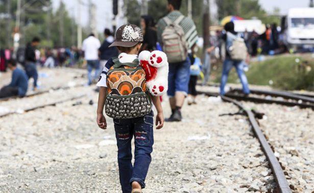 Recibe DIF Puebla cuatro niños repatriados de Estados Unidos