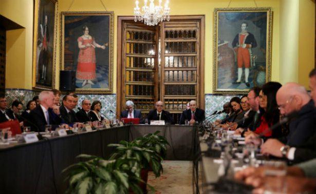 Cancilleres de 17 países de América Latina se reúnen por crisis en Venezuela