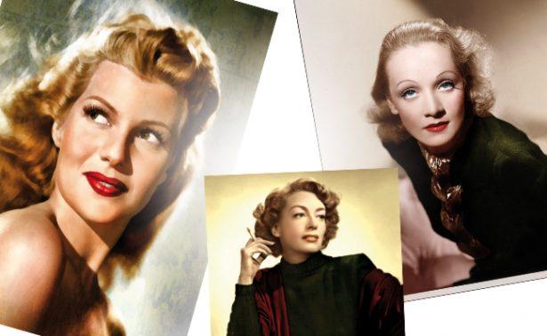 Tres magníficas actrices, las recordamos en este mes