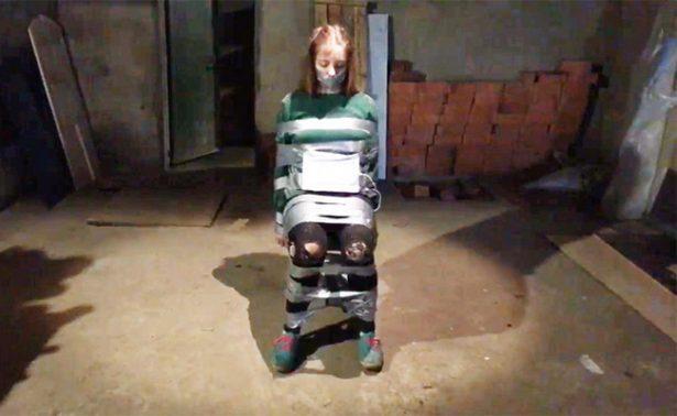 ¡Indignación en redes! Transmiten video de chica presuntamente secuestrada