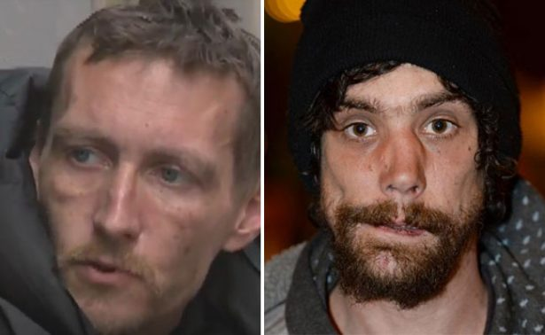 Héroes sin capa: vagabundos ayudaron en Manchester