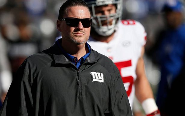 ¡Hay limpia en NY! Giants despide a su head coach y gerente general