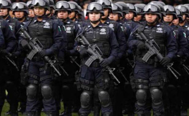 Blindan Guerrero con más de 500 policías federales