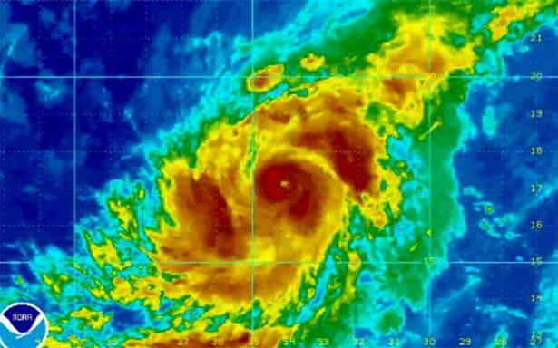 Irma se fortalece: ya es huracán categoría 3