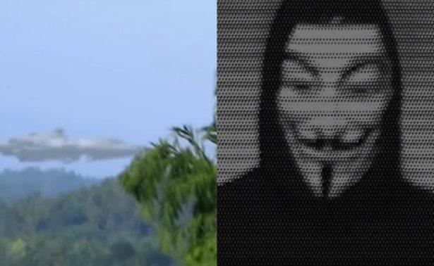 NASA tiene pruebas de vida alienígena y las hará públicas: Anonymous