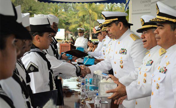 Programa de Becas beneficiará a elementos del Sistema Educativo Naval