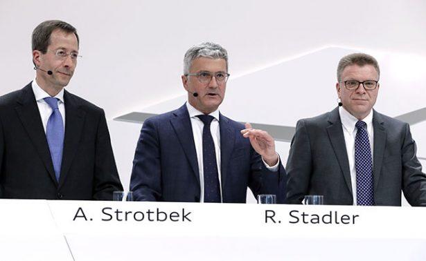Policía alemana catea oficinas de Audi por fraude en los motores
