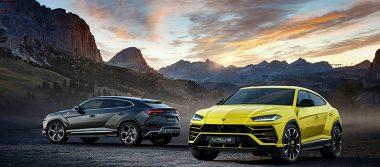 Cae en la tentación con el Lamborghini Urus