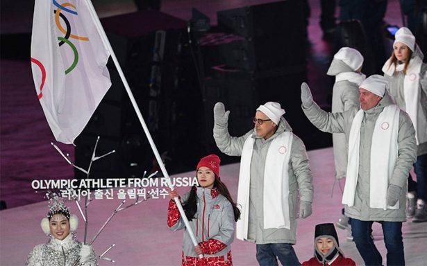 TAS rechaza apelación de 47 atletas rusos para Olímpicos de Invierno