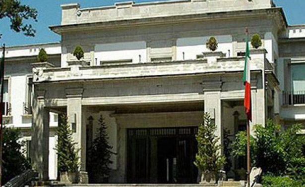 Peña Nieto sostiene reunión con su gabinete de seguridad en Los Pinos