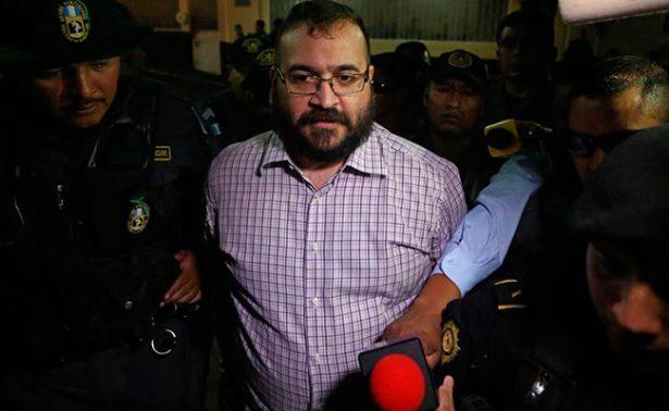 Extradición de Javier Duarte tardaría una semana, estima la PGR