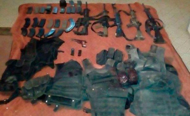 Mueren siete criminales en enfrentamiento con Ejército en Chihuahua