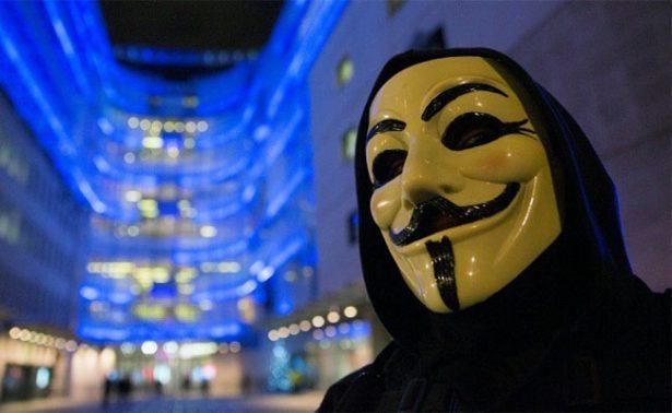 Anonymous advierte del inicio de la Tercera Guerra Mundial