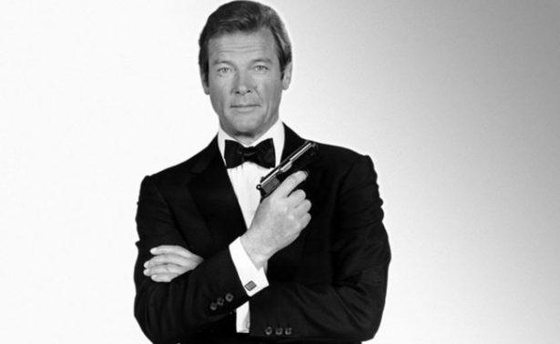 Fallece Roger Moore, protagonista de James Bond y El Santo