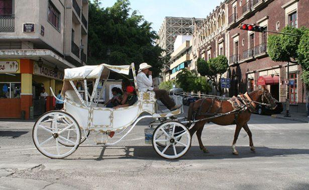 Anuncia Guadalajara nuevo  modelo de calandrias eléctricas