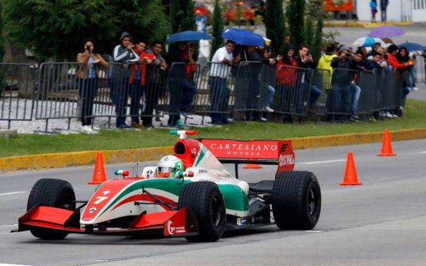 Generará Fórmula 1 derrama de mil 500 mdp en la capital