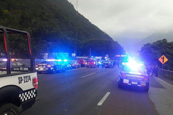 Atacan comisaría de la Policía Federal de Río Blanco; 7 detenidos