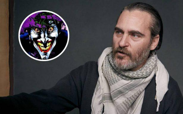 Alistan el regreso del Joker con Joaquin Phoenix