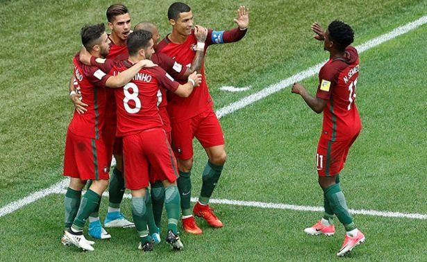 Portugal golea a Nueva Zelanda y pasa a semifinales como líder