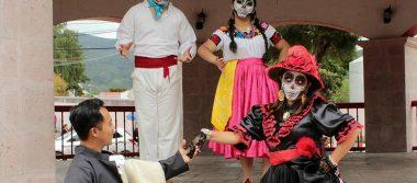 Marco Mexicano, una fusión de teatro y danza regional