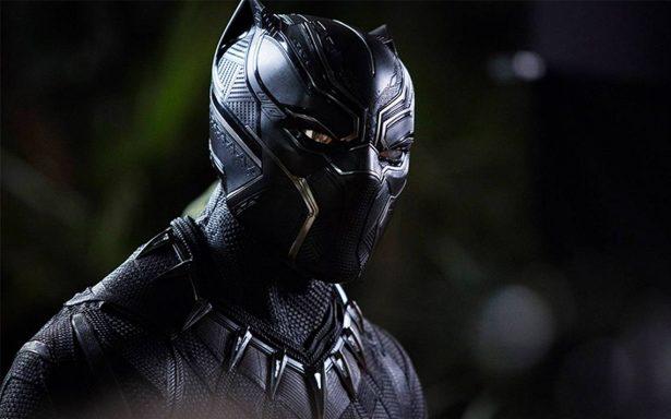 """""""Black Panther"""", un relato de superhéroes que muestra maravillas de África"""