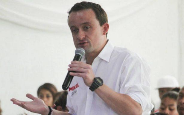 De ser jefe capitalino, Mikel Arriola promete quitar fotomultas