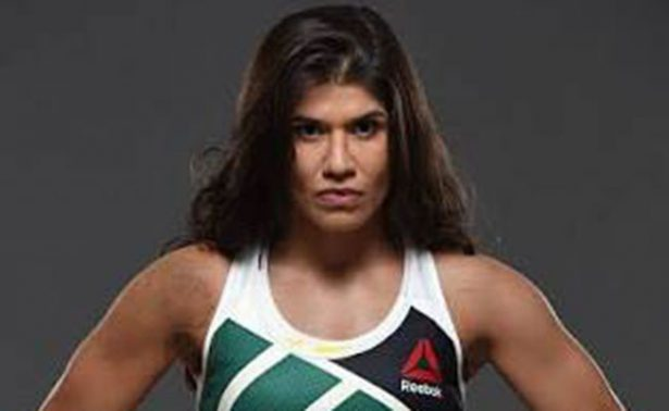 Regresa Jessica Aguilar a la UFC