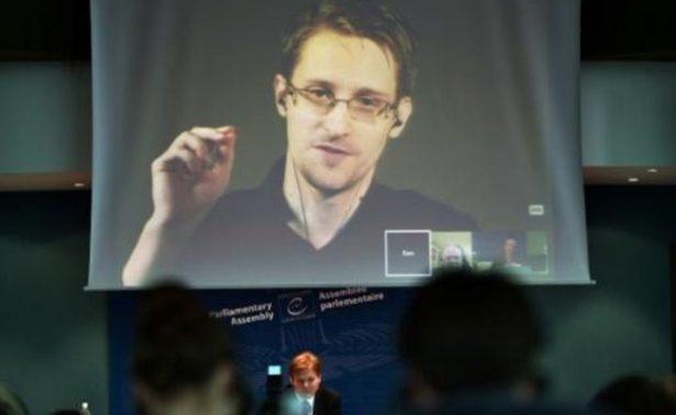 Snowden descalifica actos de presunto espionaje en México
