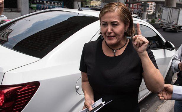 Juicio de recusación de Eva Cadena, sin relación con denuncia de Morena