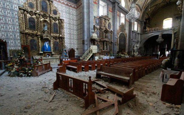Peña Nieto alista apoyo para reconstruir Tlaxcala