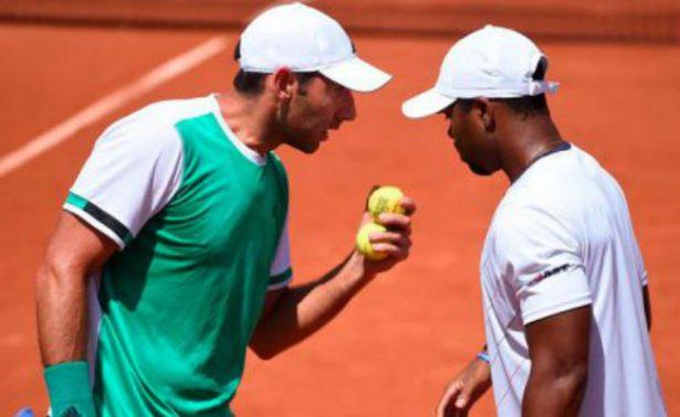 México cae en Roland Garros. Santiago González se queda sin el título de dobles