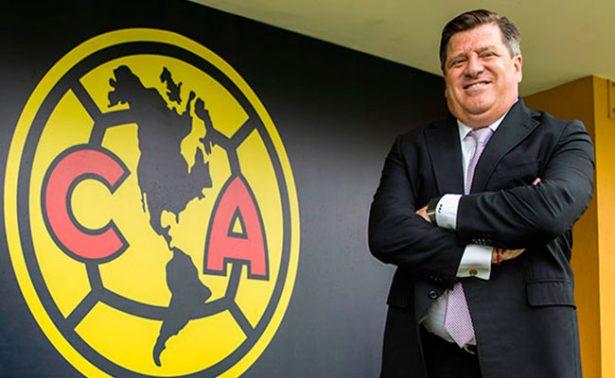 El Piojo promete que América superará a Chivas en títulos