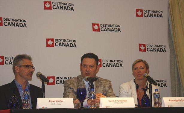 Presenta Destination Canada estrategias para mercado mexicano