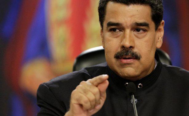 Acusa Maduro: México prohibió manifestaciones en apoyo a Venezuela