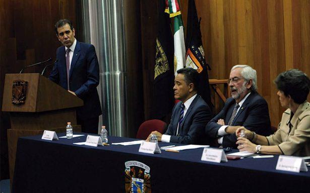 Entrega INE 115 millones de pesos a la Secretaría de Hacienda