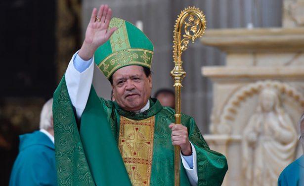 Denuncia hacia Norberto Rivera no preocupa a Arquidiócesis: Vocero