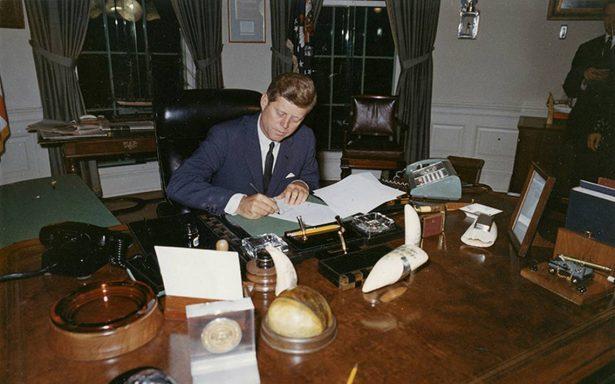 Luego de 54 años revelarán esta media noche secretos de la muerte de Kennedy