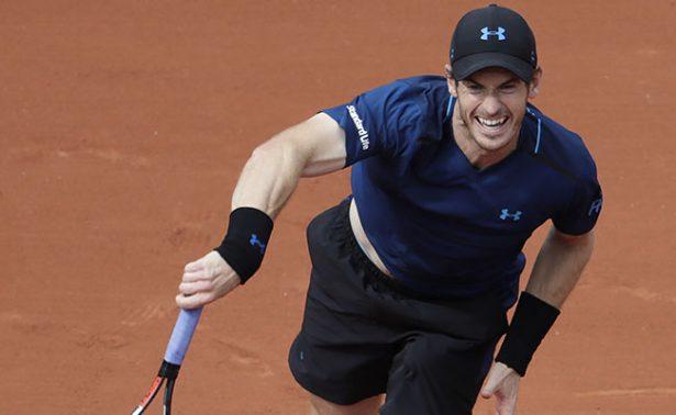 Murray avanzó a segunda ronda en Roland Garros