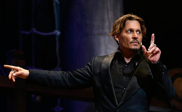¿Johnny Depp piensa asesinar al presidente Trump?