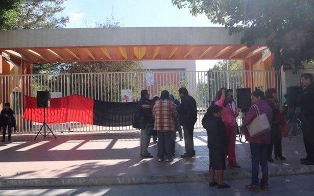 Estalla huelga en la Universidad Autónoma Benito Juárez de Oaxaca