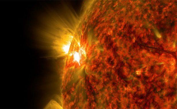 La NASA capta impresionantes imágenes de una tormenta solar